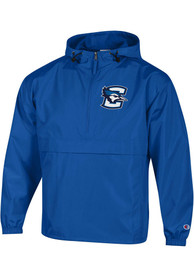 Creighton Bluejays Champion Packable Light Weight Jacket - Blue
