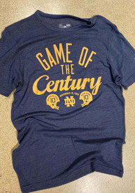 Under Armour Notre Dame Fighting Irish Navy Blue Iconic Tee