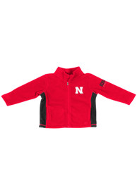 Nebraska Cornhuskers Baby Colosseum Alpine Light Weight Jacket - Red