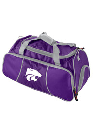 K-State Wildcats Purple Athletic Duffel Gym Bag