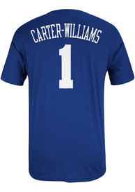 Michael Carter-Williams Philadelphia 76ers Grey Gametime Player Tee