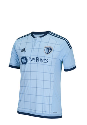 Adidas SKC Kids Light Blue Youth Primary Jersey