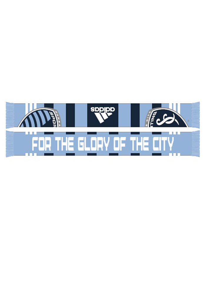 Adidas Sporting Kansas City For The Glory of the City Mens Scarf - Image 1