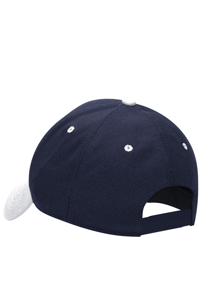 Adidas Sporting Kansas City Performance Adjustable Hat - Navy Blue - Image 2