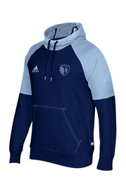 Adidas SKC Mens Culture Blue Fashion Hood