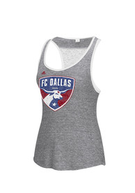 FC Womens Gray Tank Top