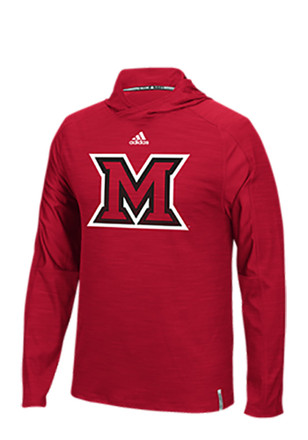 Adidas Miami Redhawks Mens Training Hood