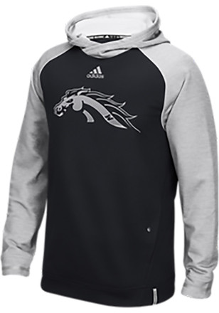 Adidas Western Michigan Broncos Mens Player Hood