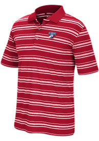 FC Dallas Adidas Puremotion Polo Shirt - Red