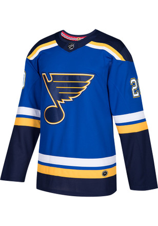 Alexander Steen St Louis Blues Mens Authentic Hockey Authentic Jersey - Blue