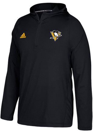 Adidas Pittsburgh Penguins Mens Authentic Hood