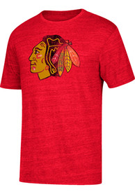 Patrick Kane Chicago Blackhawks Red Name and Number Fashion Tee