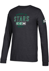 Adidas Dallas Stars Black Team Property Fashion Tee