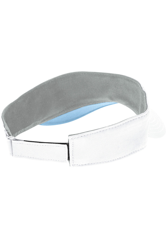 Adidas Sporting Kansas City Mens White Perf Adjustable Visor - Image 2