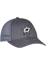 Dallas Stars Adidas Travel Traning Slouch Adjustable Hat - Grey
