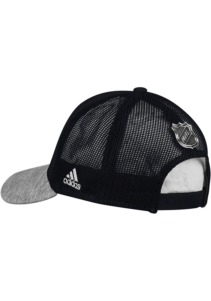 Adidas Philadelphia Flyers Start of the Season Adjustable Hat - Black - Image 2