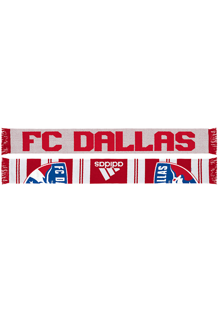 Adidas FC Dallas Authentic Draft Mens Scarf - Image 1