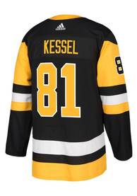 Phil Kessel Pittsburgh Penguins Adidas 2017 Home Authentic Hockey Jersey - Black