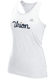 Philadelphia Union Womens Adidas Snake Wordmark Tank Top - White