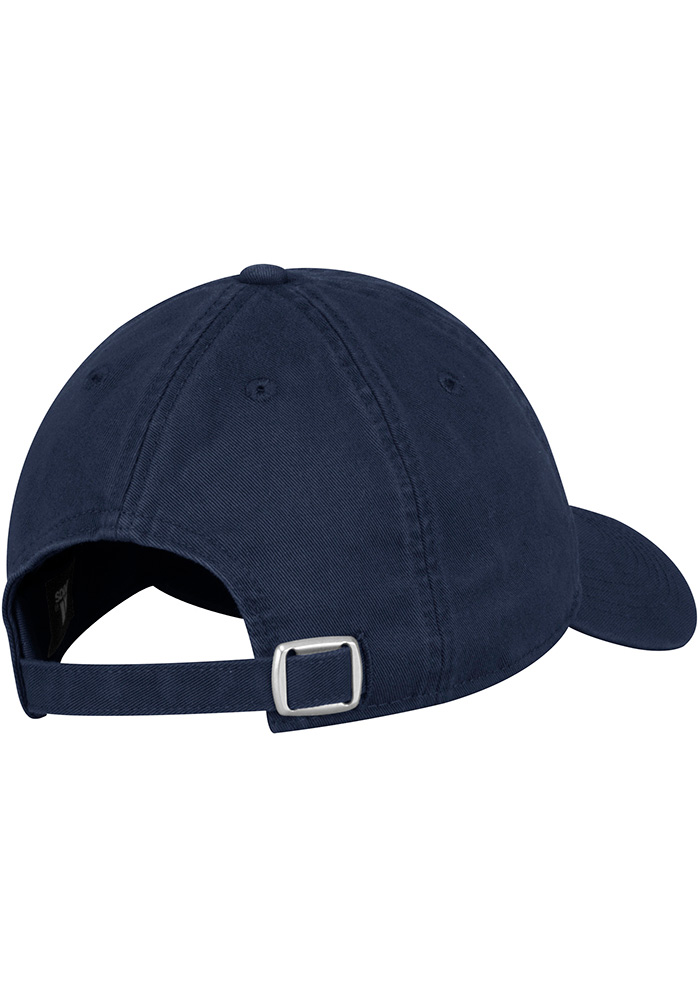 Adidas Philadelphia Union Mens Navy Blue Slouch Adjustable Hat - Image 2