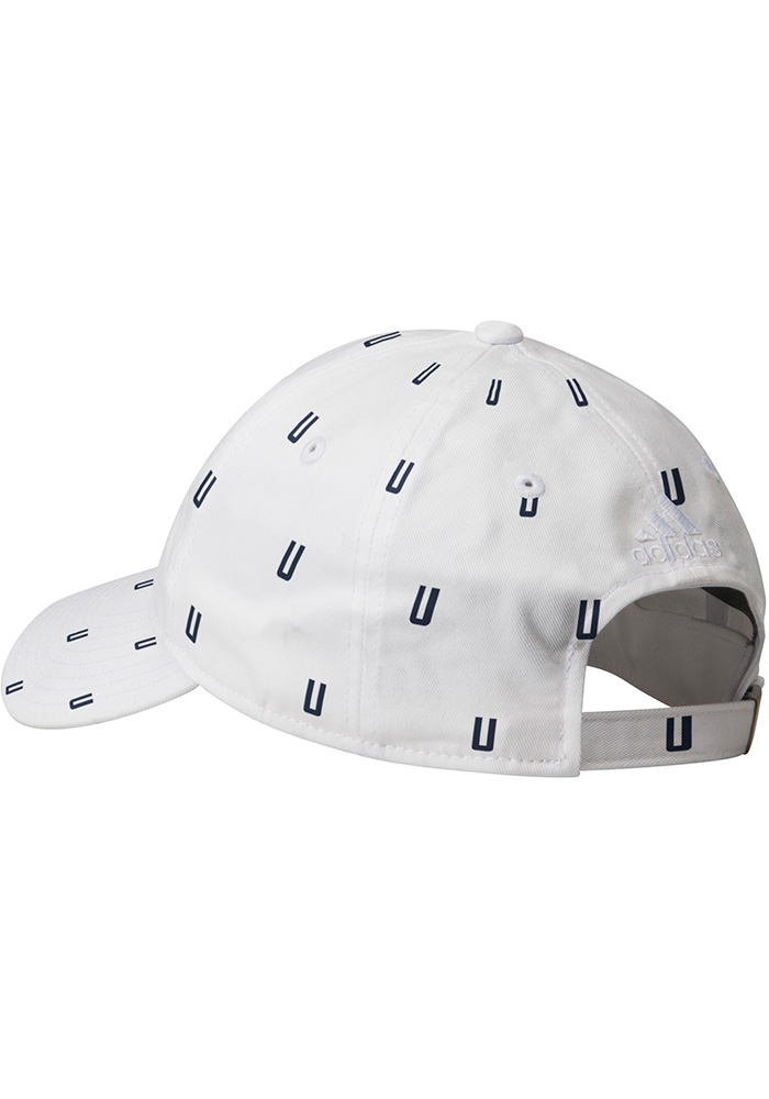 Adidas Philadelphia Union White All Over Womens Adjustable Hat - Image 2