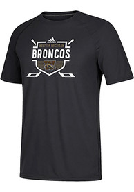 Western Michigan Broncos Adidas Instinctive T Shirt - Black