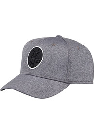 Kansas City Scouts Adidas STR Heathered Flex Hat - Grey