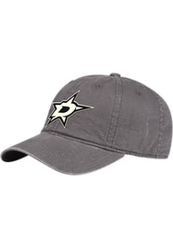 Dallas Stars Adidas Ripstop Adjustable Hat - Charcoal