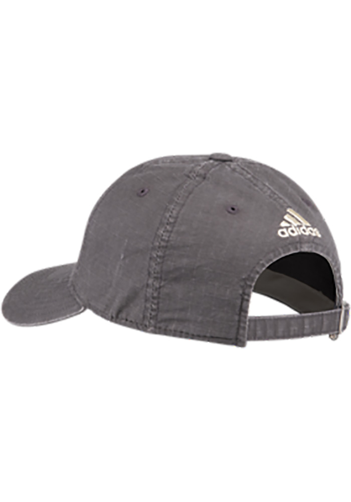 Adidas Dallas Stars Ripstop Adjustable Hat - Charcoal - Image 2