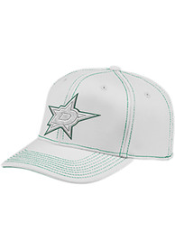 Dallas Stars Adidas Pop Tonal Flex Hat - Grey
