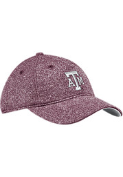 Adidas Texas A&M Aggies Maroon Heathered Slouch Womens Adjustable Hat