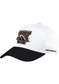 Western Michigan Broncos Adidas 2018 Sideline Flex Hat - White