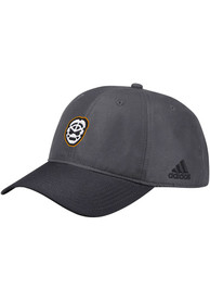 Pittsburgh Penguins Adidas Goalie Front Adjustable Hat - Grey