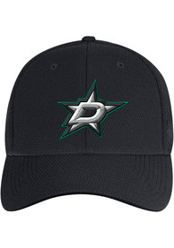 Dallas Stars Adidas Primary Structured Flex Hat - Black