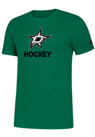 Dallas Stars Adidas Hockey Club T Shirt - Kelly Green
