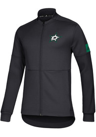 Dallas Stars Adidas Game Mode Zip - Black