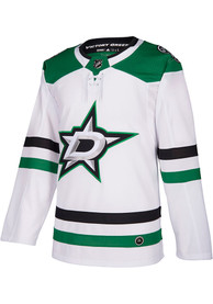Dallas Stars Adidas Authentic Hockey Jersey - White