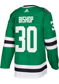 Ben Bishop Dallas Stars Adidas Authentic Hockey Jersey - Green