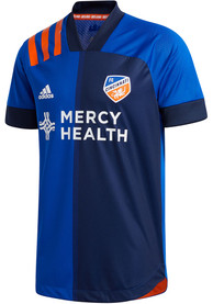 FC Cincinnati Adidas 2020 Primary Authentic Soccer - Blue