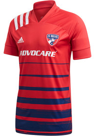 FC Dallas Adidas 2020 Primary Replica Soccer - Blue