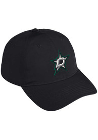 Dallas Stars Adidas Coach Slouch Adjustable Hat - Black
