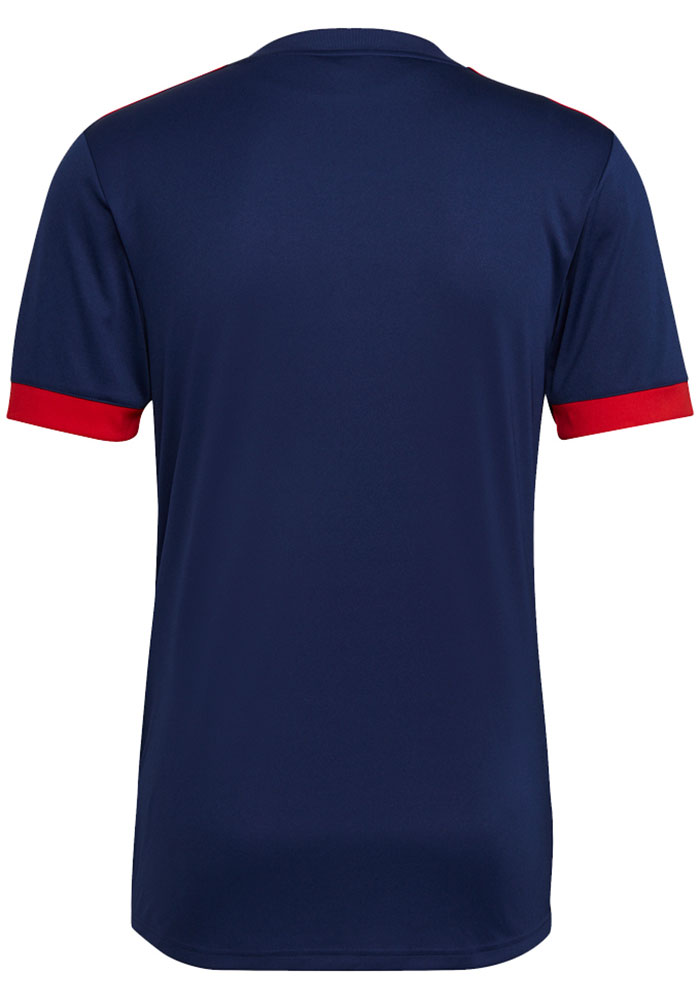 Chicago Fire Mens Adidas Replica Soccer 2021 Primary Jersey - Red - Image 2