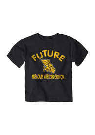 Missouri Western Griffons Infant Future Griffon T-Shirt - Black