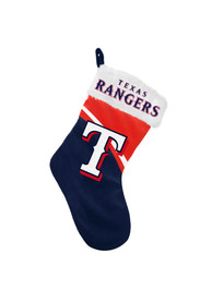 Texas Rangers Swoop Logo Stocking