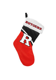 Rutgers Scarlet Knights Swoop Logo Stocking