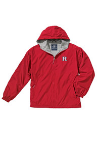 Rutgers Scarlet Knights Youth Portsmouth Light Weight Jacket - Red