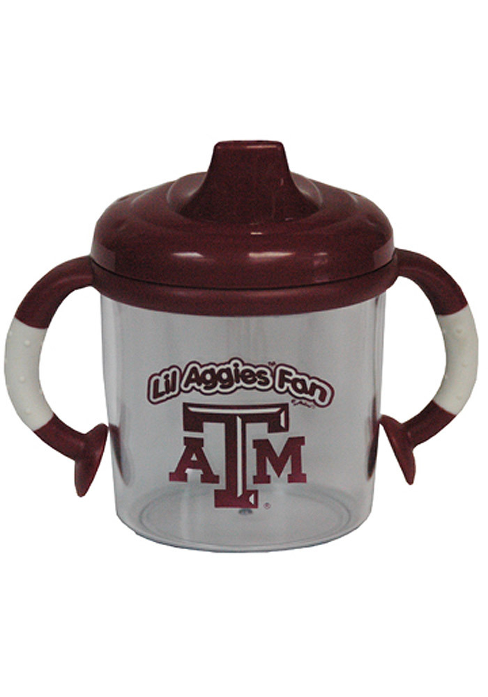 Texas A&M Aggies No Spill Baby Bottle - Image 1