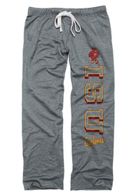 Iowa State Cyclones Womens Grey Sweatpants