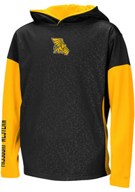 Missouri Western Griffons Youth Colosseum Snurfer Hooded Sweatshirt - Black