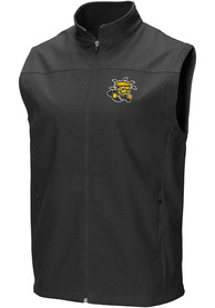 Wichita State Shockers Colosseum Bobsled Vest Vest - Charcoal